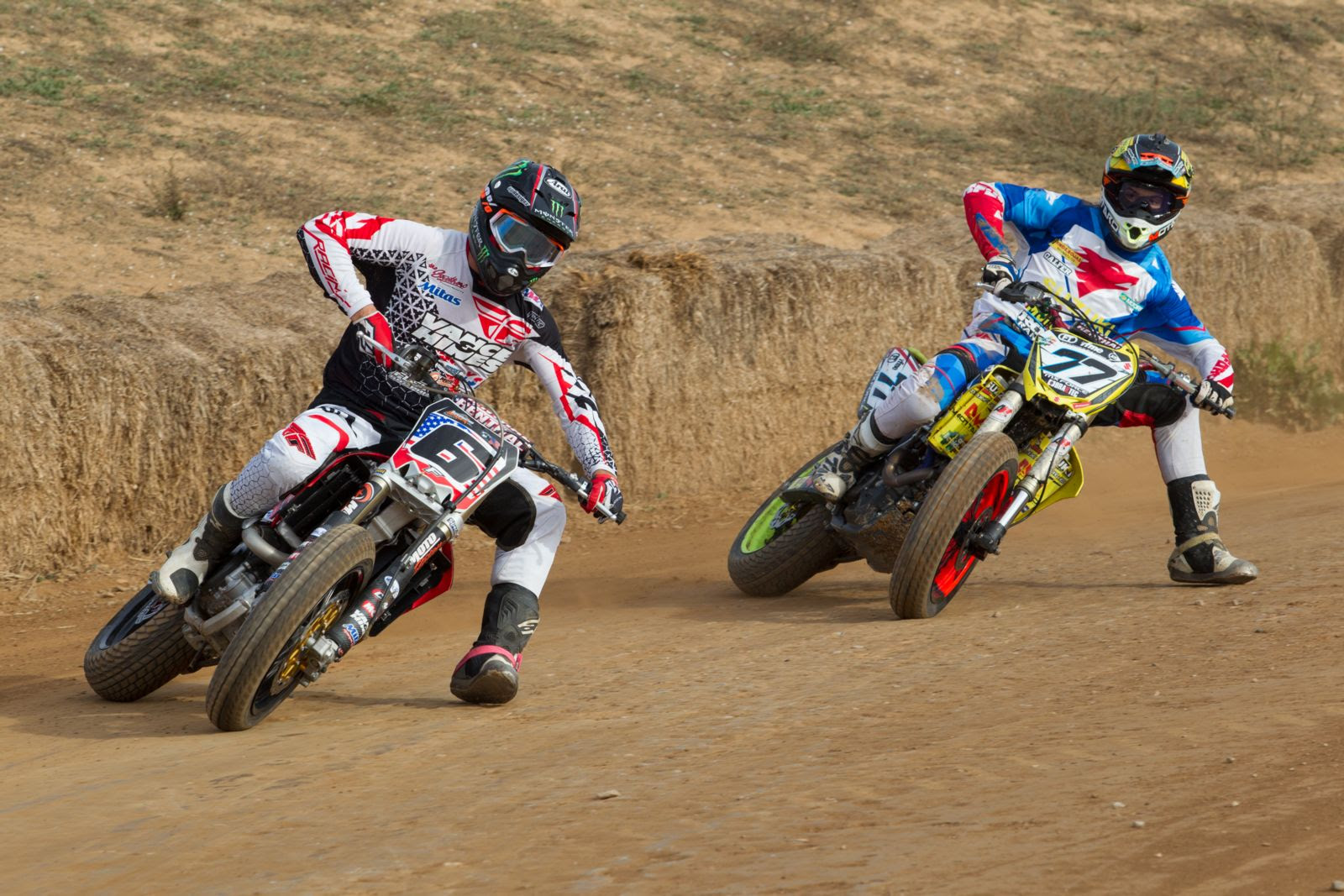 Spanish Flat Trackers to go head-to-head with stars of American Flat Track at DAYTONA TT