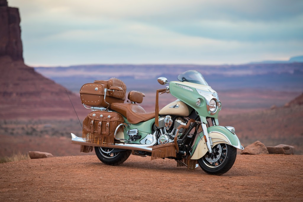 INTRODUCING THE ALL NEW INDIAN ROADMASTER CLASSIC