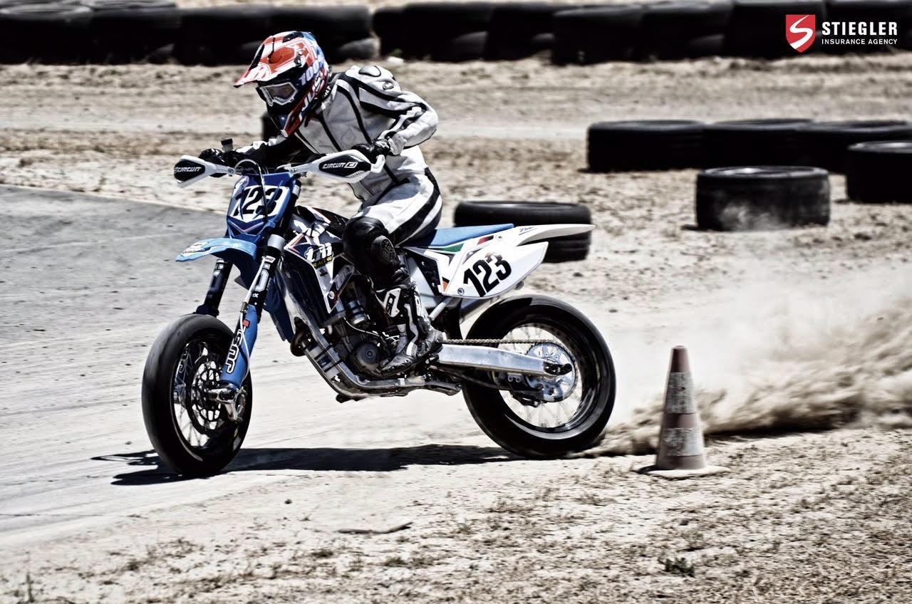AMA Supermoto Brings More High-Energy Racing to Sturgis Buffalo Chip® Moto Stampede