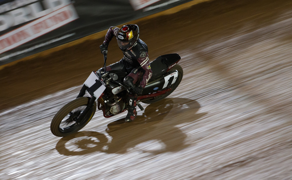 Smith Bests Mees as Indian Takes Third Straight AFT Win Next: a 6-week break before the Miles