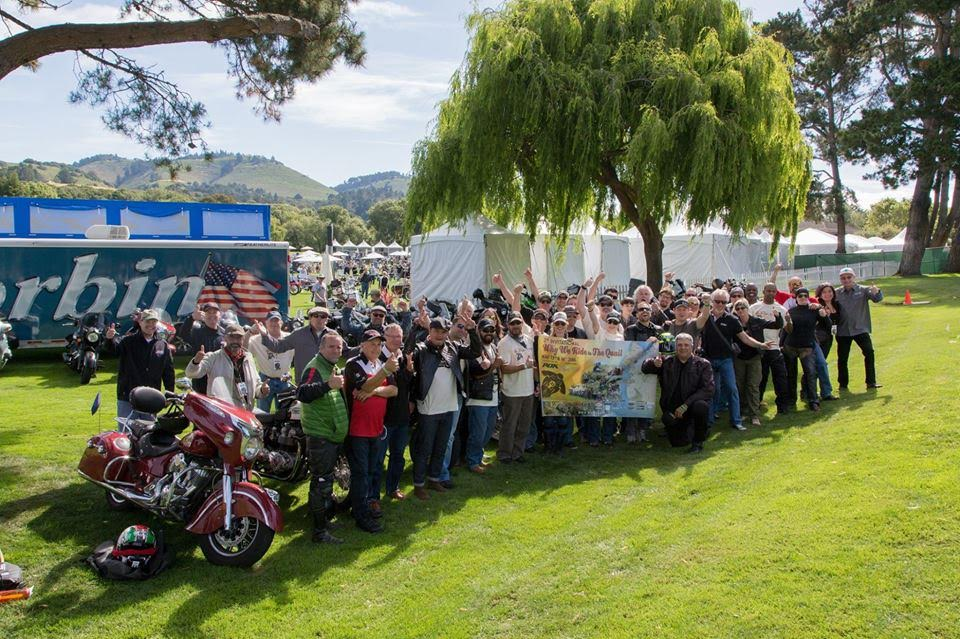 3rd Invitational WHY WE RIDE to The Quail Raising Much-needed Funds for Pediatric Brain Tumor Foundation
