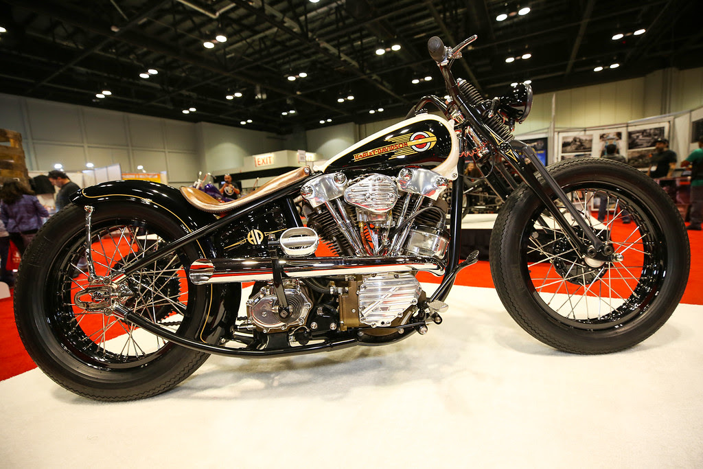 Custom Culture Pavilion at AIMExpo Presented by Nationwide Celebrates The Motorcycle Customizer