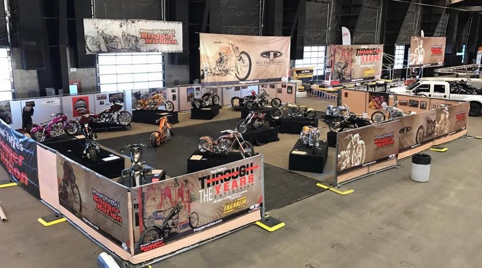 Paul Yaffe's Through The Years Motorcycle Retrospective Big Hit at Arizona Bike Week