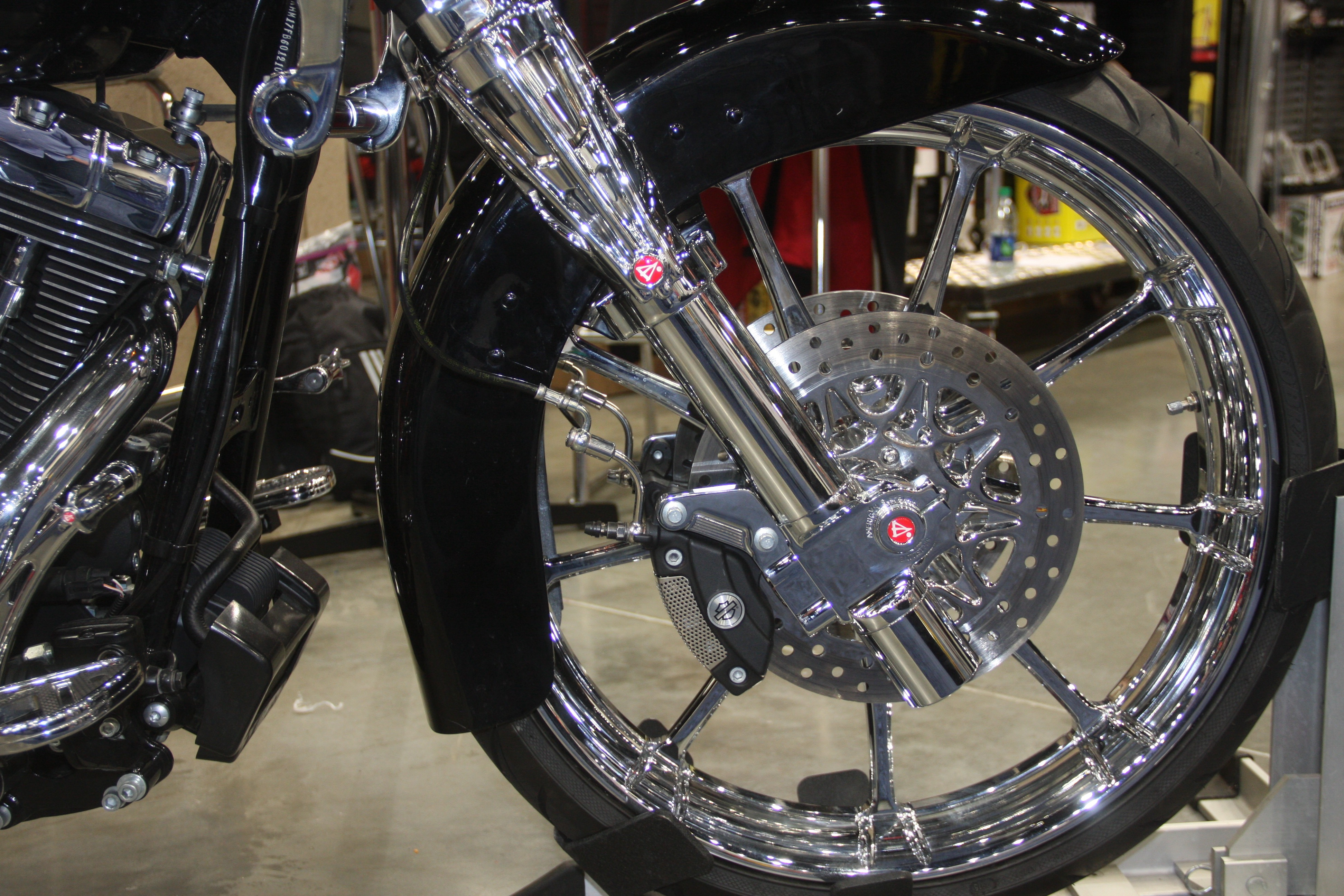 "Battistinis Provide ""The Fix"" For proper bigger-wheel handling"