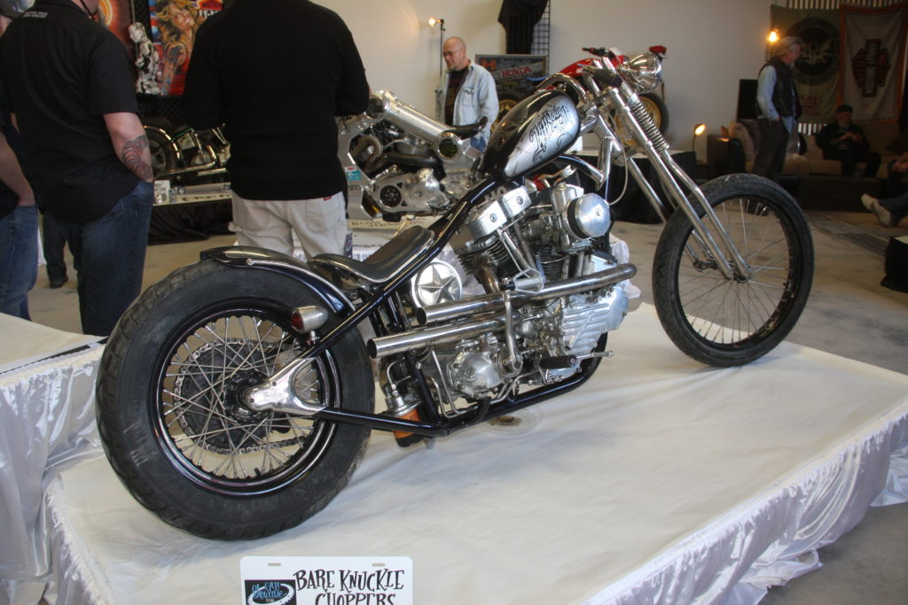 Pure power from Bare Knuckle Choppers.