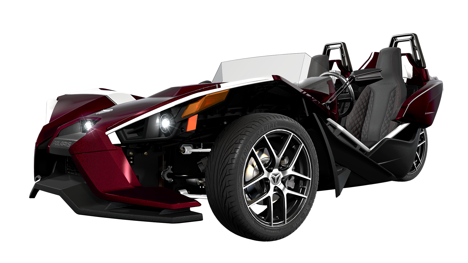 2016 Polaris Slingshot >> POLARIS® SLINGSHOT® EXPANDS LINEUP WITH ALL-NEW, SL ...