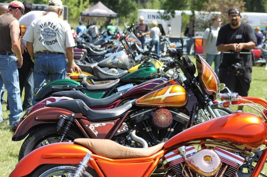 5th Annual Sturgis FXR Show and DYNA Mixer