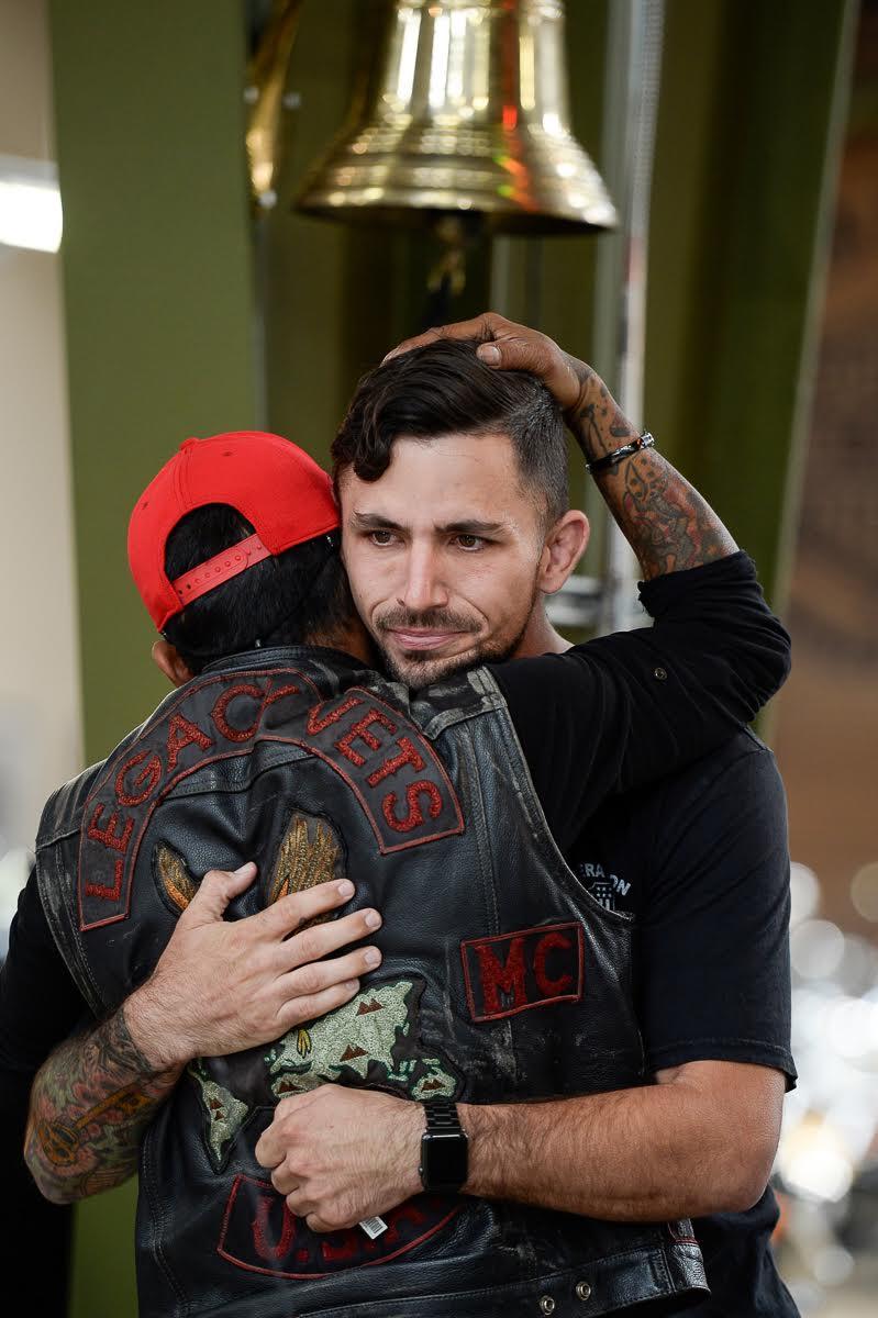 Wounded Warrior Project Amp Harley Davidson Surprise Veteran