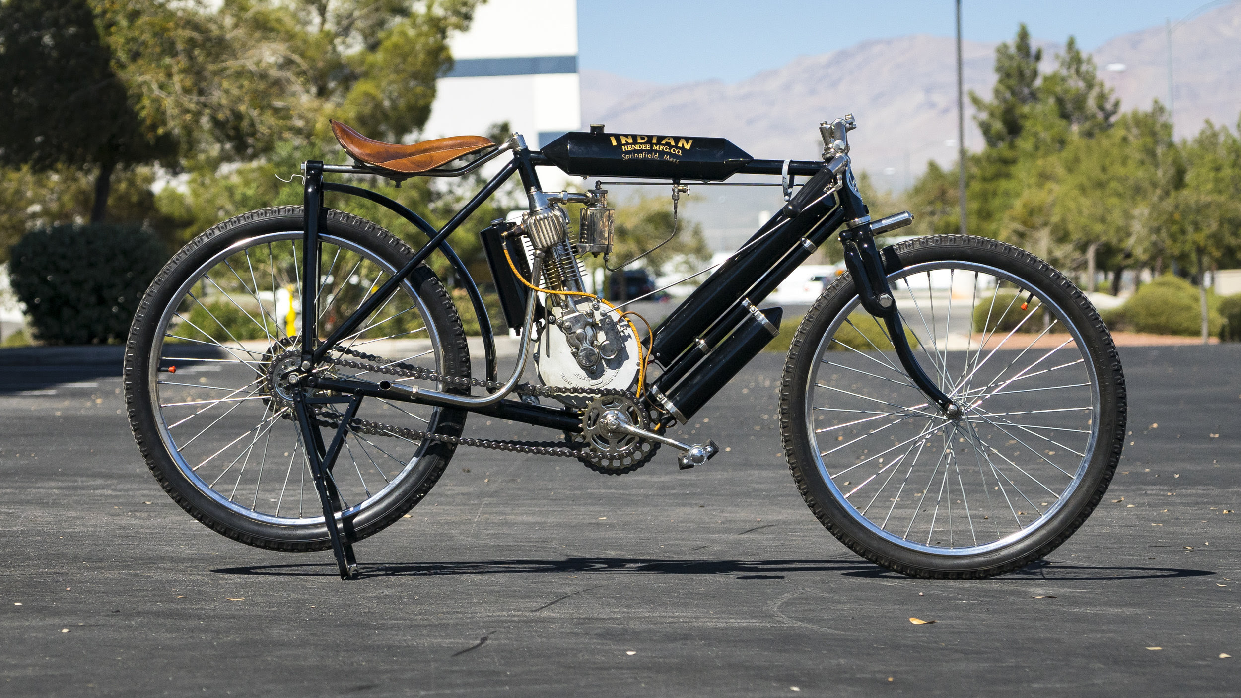 World's Largest Antique Motorcycle Auction Company Returns to South Point Hotel, Casino & Spa