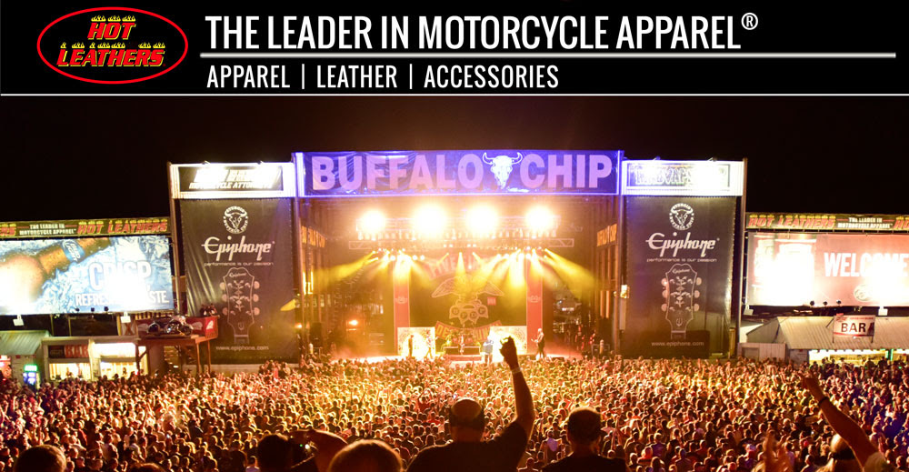 Win A Trip To Sturgis from Hot Leathers!