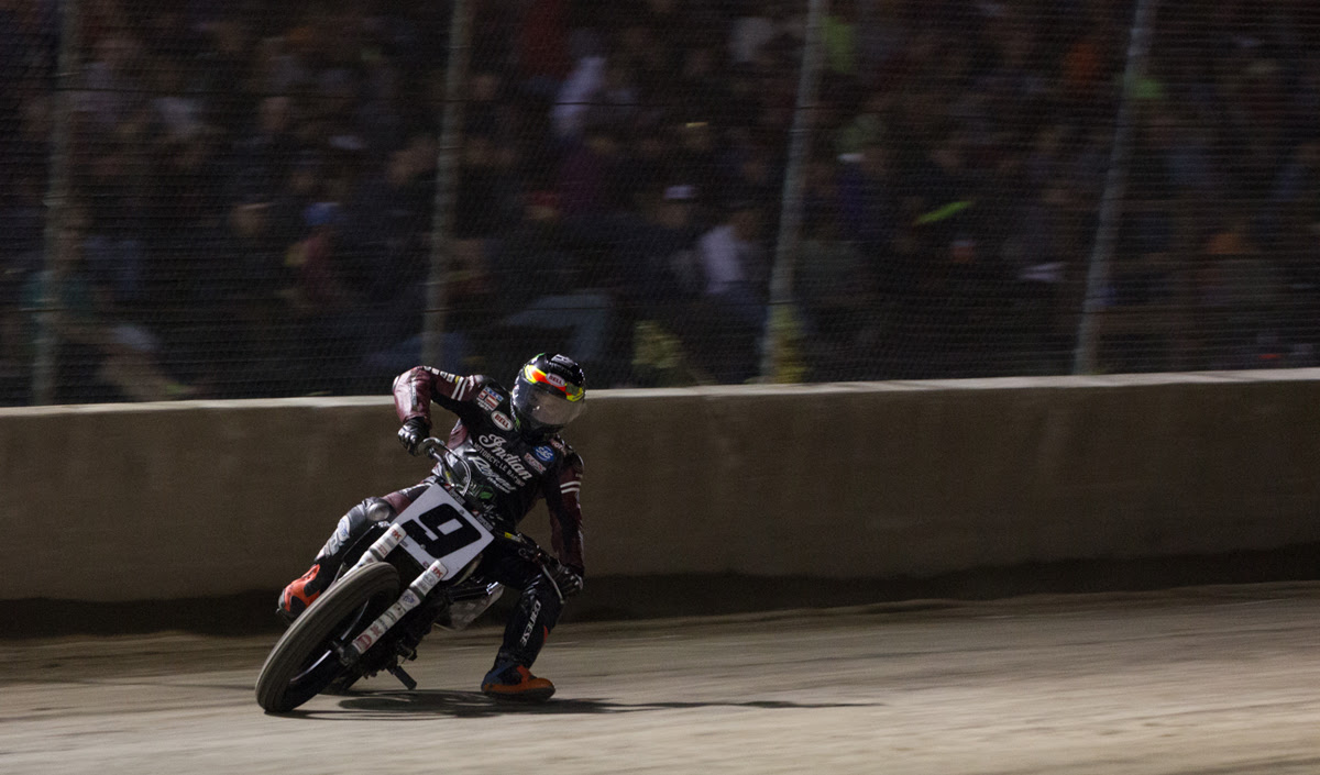 Jared Mees Retakes Points Lead  with Rolling Wheels Half-Mile Victory