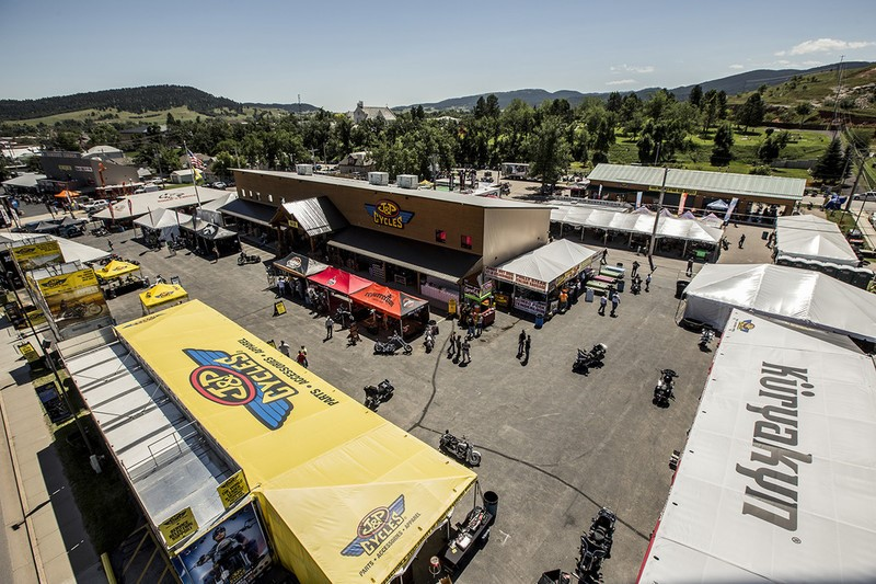 "J&P Cycles Named ""Official Motorcycle Aftermarket Retailer of the Sturgis Motorcycle Rally"
