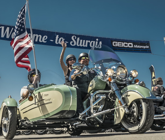 Bates Footwear Prepares to Hit the Road as Part of the Veterans Charity Ride to Sturgis