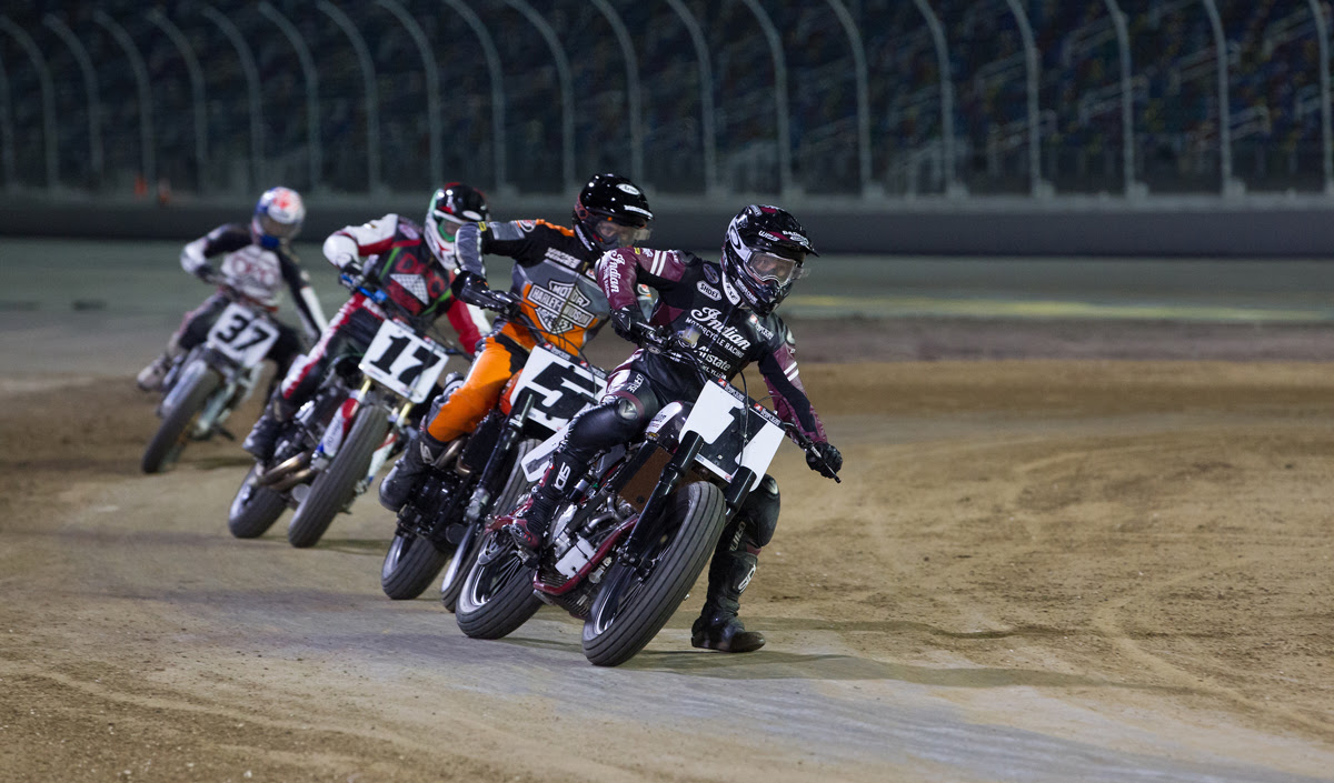 NBCSN announces premiere telecast dates for all 18 races on 2017 American Flat Track schedule
