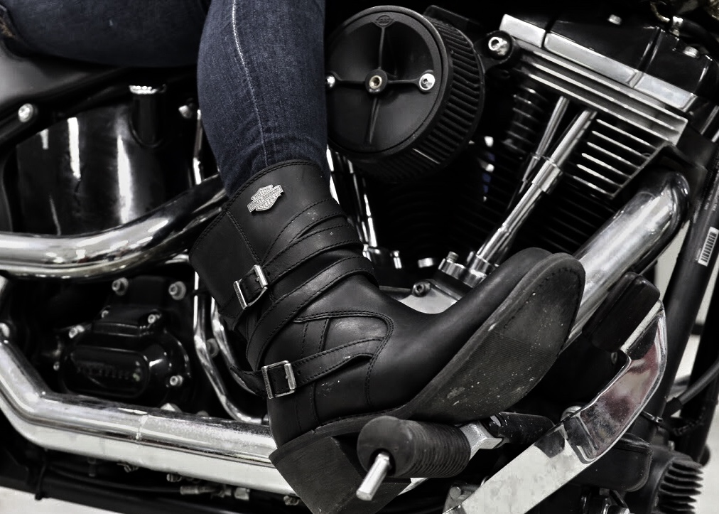 'Them Boots Were Made for Riding'