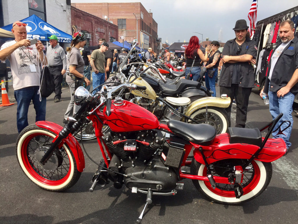 INDIAN LARRY BLOCKPARTY 2017-