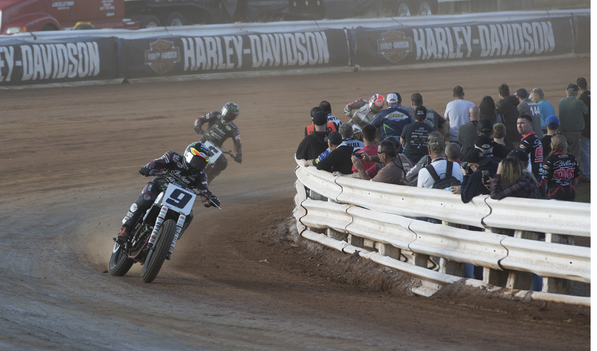 American Flat Track will return to the northeastern U.S. with two great events in 2018