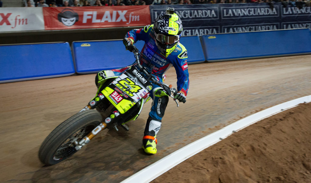 Superprestigio - RPM - Barcelona, Spain - December 17, 2016 :: Contact me for download access if you do not have a subscription with andrea wilson photography. :: ..:: For anything other than editorial usage, releases are the responsibility of the end user and documentation will be required prior to file delivery ::..
