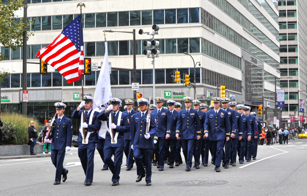 2017 VETERANS DAY PARADE PHILLY-5624