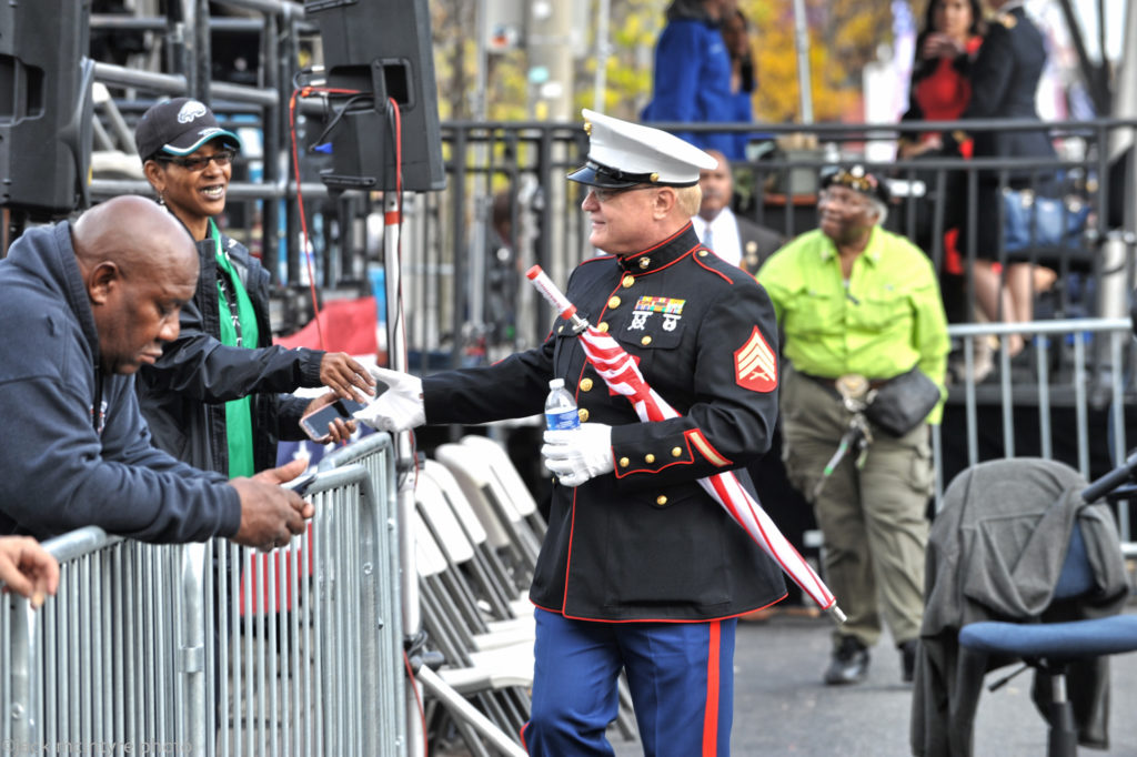 2017 VETERANS DAY PARADE PHILLY-5723