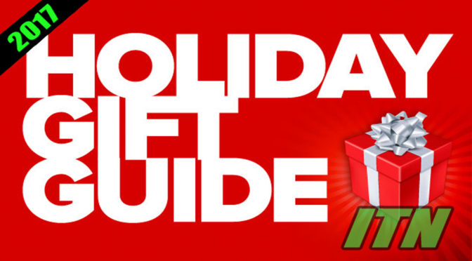 2017 ITN HOLIDAY GIFT GUIDE