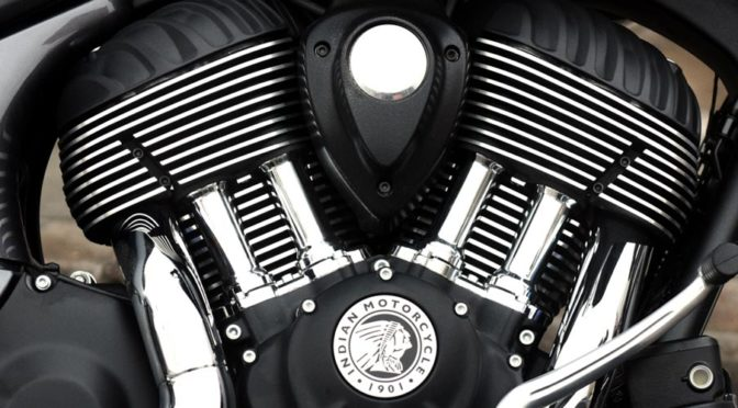 INDIAN MOTORCYCLE TAKES THE THUNDER STROKE 111 TO ANOTHER LEVEL