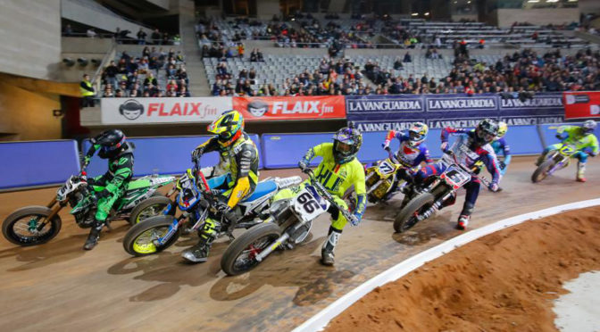 Briar Bauman and J.D. Beach to Represent U.S.A. in 2017 Superprestigio Dirt Track