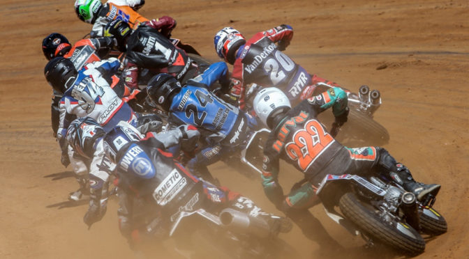 American Flat Track Contingency Postings Near $2 Million Mark – and Still Growing