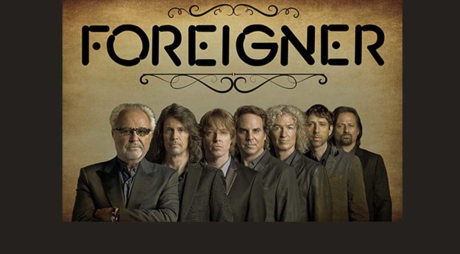 Foreigner to Detonate Sturgis Buffalo Chip® Opening Weekend