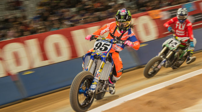 J.D. Beach and Briar Bauman Put on Masterclass Performance to go One-Two at Superprestigio 2017