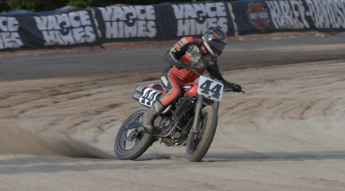 Vance & Hines Signs Two-Year Sponsorship Agreement with American Flat Track