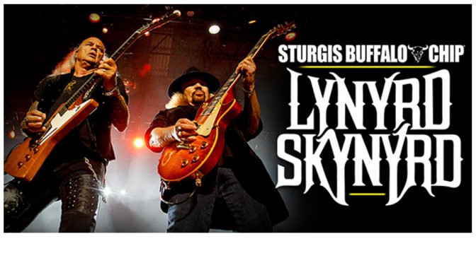 LYNYRD SKYNYRD ANNOUNCED THEIR FAREWELL TOUR! SEE THEM AT THE BUFFALO CHIP THIS AUGUST