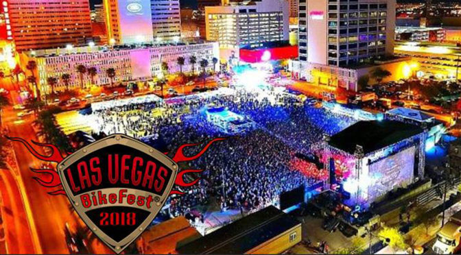 BIG NEWS – Las Vegas BikeFest is moving to the Downtown Las Vegas Events Center