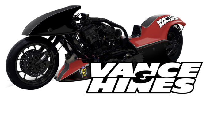 VANCE & HINES ANNOUNCES TOP FUEL HARLEY TEAM FOR 2018
