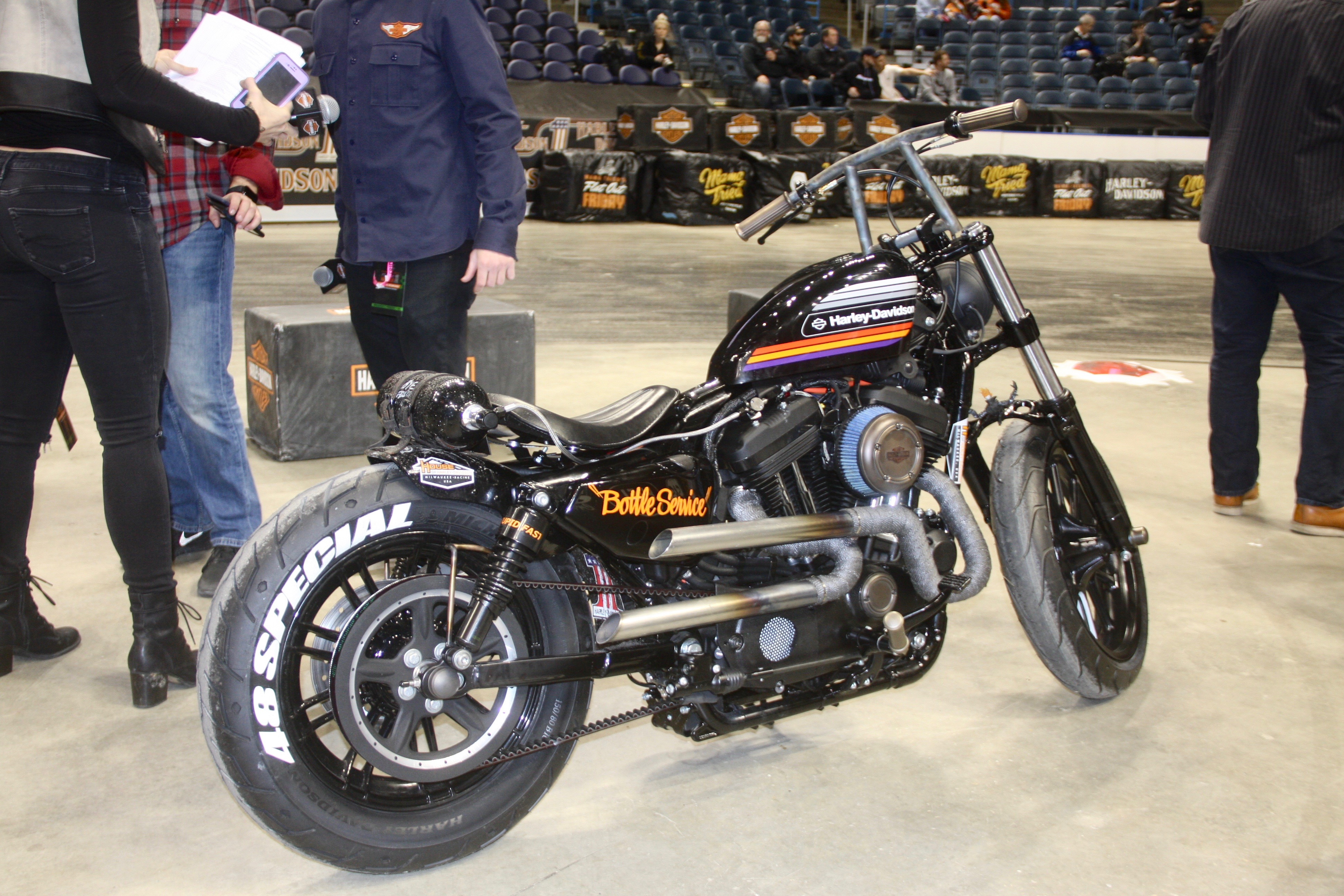 Harley Davidson Portland >> How To Customize A Sportster