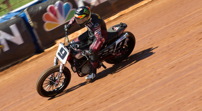 American Flat Track Moves to Weekend Programming as part of New Multi-Year TV Broadcast Deal with NBCSN