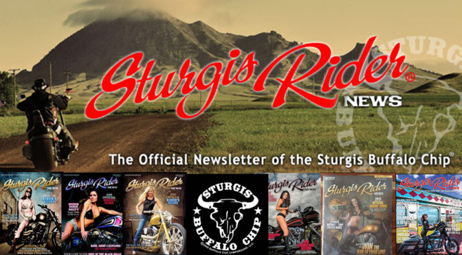 STURGIS RIDER NEWS SHOWS HOW TO DO STURGIS 2018