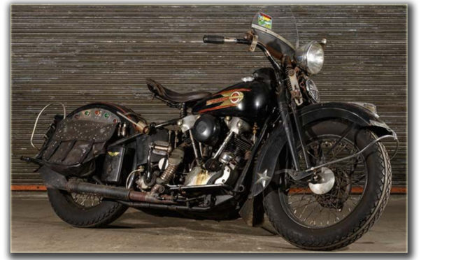 The Dan Auerbach Collection at the Lane Museum Vintage Harley-Davidsons from 1937-1950