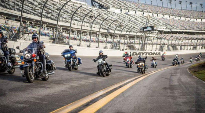 BIKEWEEK EVENTS AT THE DAYTONA INTERNATIONAL SPEEDWAY