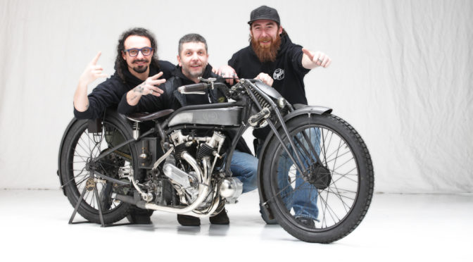 Another Look: The Custom Bikes of MBE