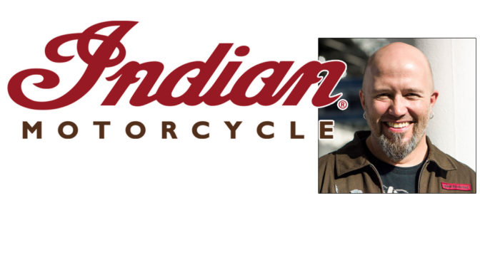 Game Changer: Ola Stenegard joins Indian Motorcycles