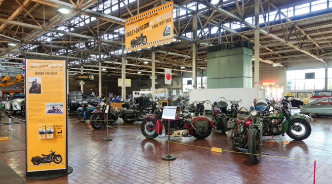 The Dan Auerbach Collection: Vintage Harley-Davidsons from 1937-1950