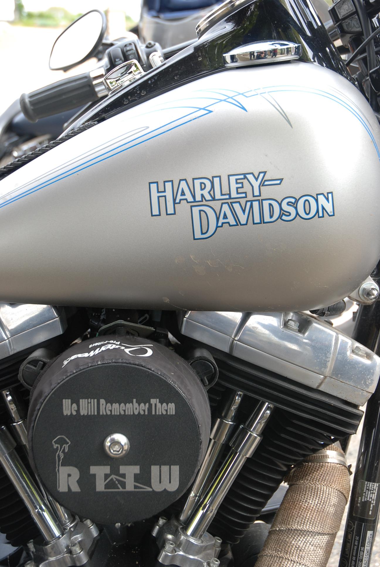 4a my friend Steve Harris' bike