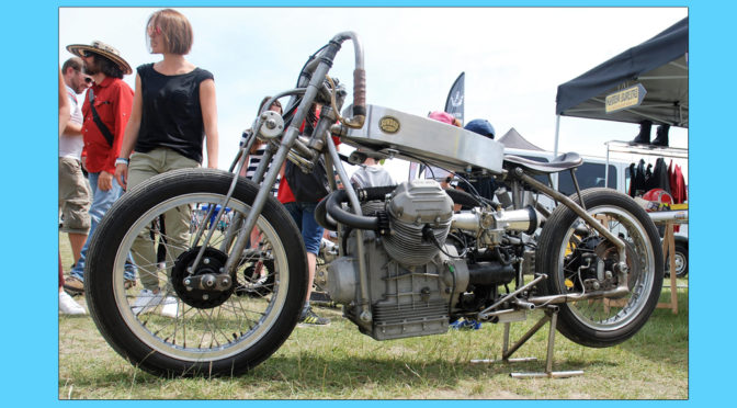 Welcome to the PARIS CAFÉ RACER FESTIVAL 2018, Thrill of the year!