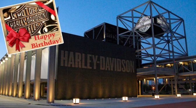 Join the Harley-Davidson Museum® as it celebrates its 10th Birthday