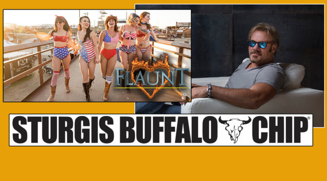 Lynyrd Skynyrd, the Flaunt Girls, and Phil Vassar Brings Paradise to the Sturgis Buffalo Chip®