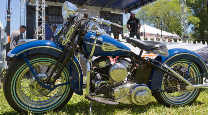 AMA Charter Life Member wins AMA Motorcycle Hall of Fame raffle bike