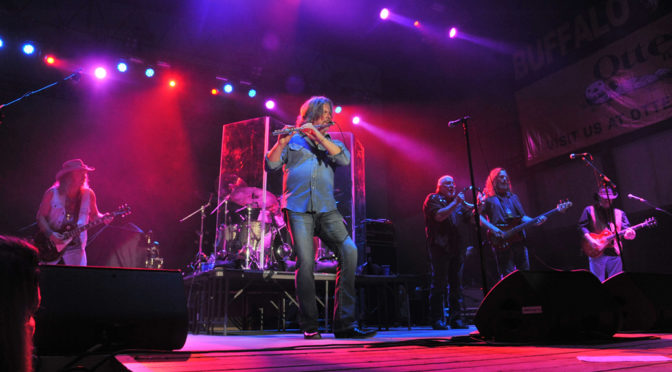 47 YEARS STRONG. THE MARSHALL TUCKER BAND TAKES THE STURGIS BIKERS ON A MUSICAL REMINDER