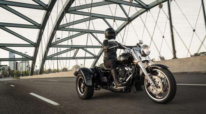 HARLEY-DAVIDSON ADVANCED TECHNOLOGY ELEVATES THE MOTORCYCLING
