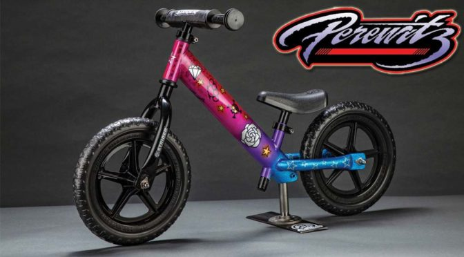 Jody Perewitz's Strider Custom